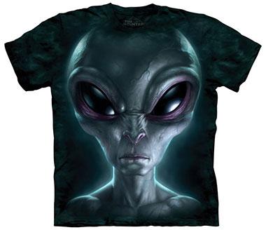 The Mountain - Grey Alien