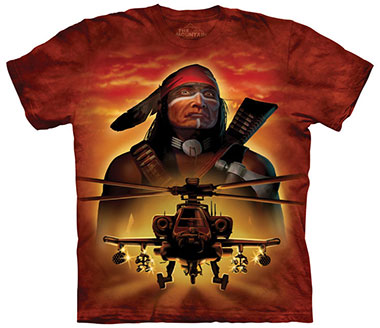 The Mountain - Apache Warrior