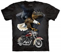 The Mountain - Iron Eagle T-Shirt