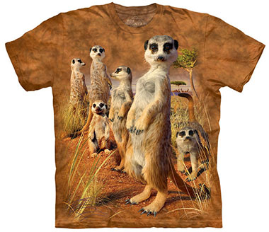 The Mountain - Meerkat Pack T-Shirt