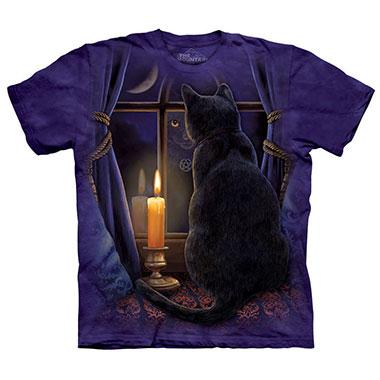The Mountain - Midnight Vigil T-Shirt