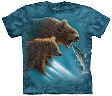 The Mountain - Fishing Lesson T-Shirt