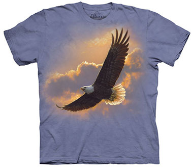 The Mountain - Soaring Spirit T-Shirt