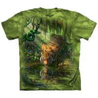 The Mountain - Enchanted Tiger T-Shirt