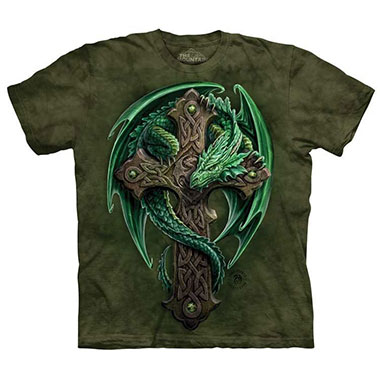 The Mountain - Woodland Guardian T-Shirt