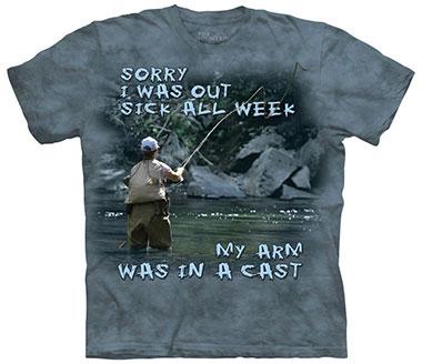 The Mountain - Cast Outdoor T-Shirt