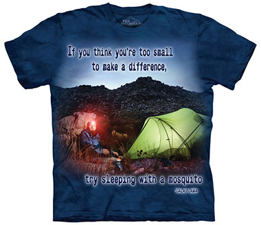 The Mountain - Mosquito Outdoor T-Shirt