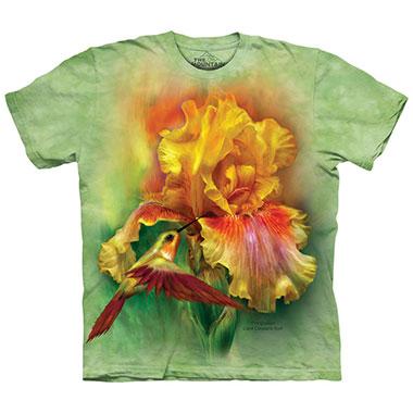 The Mountain - Fire Goddess T-Shirt