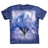 The Mountain - Iris in the Moonlite T-Shirt