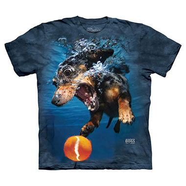 The Mountain - Underwater Rhoda T-Shirt