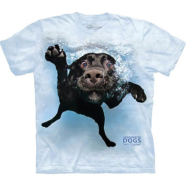 The Mountain - Underwater Duchess T-Shirt
