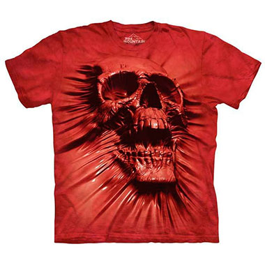 The Mountain - Skull Inner Spirit T-Shirt