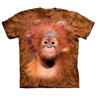 The Mountain - Orangutan Hang T-Shirt
