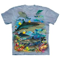 The Mountain - Reef Sharks T-Shirt