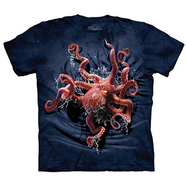 The Mountain - Octopus Climb T-Shirt