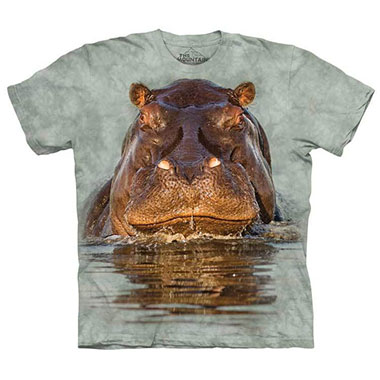 The Mountain - Hippo T-Shirt