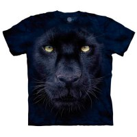 The Mountain - Panther Gaze T-Shirt