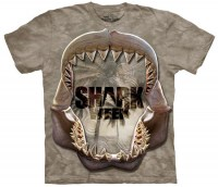 The Mountain - Shark Week Reflection T-Shirt