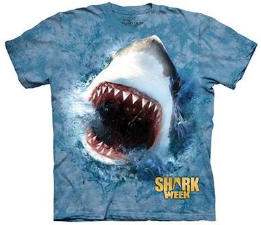The Mountain - Shark Feed T-Shirt