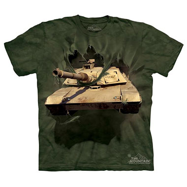 The Mountain - M1 Abrams Tank Breakthru