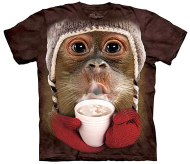 The Mountain - Hot Cocoa Orangutan