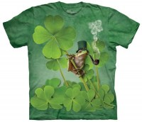 The Mountain - Irish Frog T-Shirt