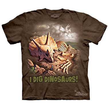 The Mountain - I Dig Dinosaurs - Youth