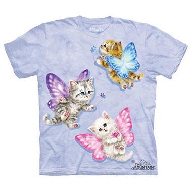 The Mountain - Butterfly Kitten Fairies Kids