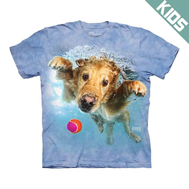The Mountain - Underwater Frisco Kids T-Shirt