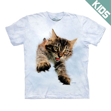 The Mountain - Pounce Doc Kids T-Shirt