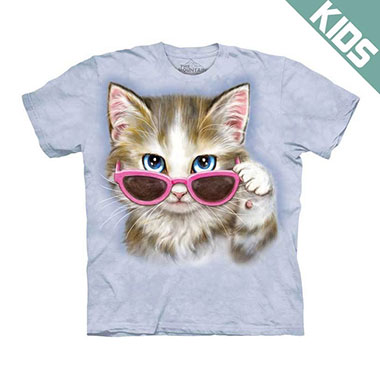 The Mountain - You've Cat to be Kitten Me Kids T-Shirt