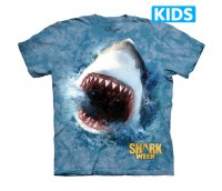 The Mountain - Shark Feed Kids T-Shirt