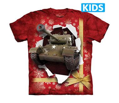 The Mountain - Tank Present Kids
