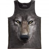 The Mountain - Wolf Face Tank
