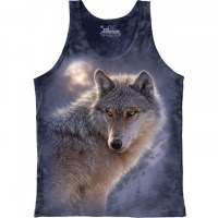 The Mountain - Adventure Wolf Classic Tank