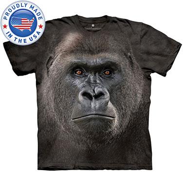 The Mountain - Big Face Lowland Gorilla T-Shirt