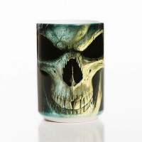 The Mountain - Big Face Death Ceramic Mug