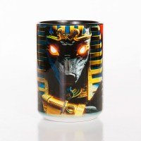 The Mountain - Anubis Soldier Ceramic Mug