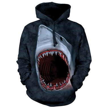 The Mountain - Shark Bite Hoodie