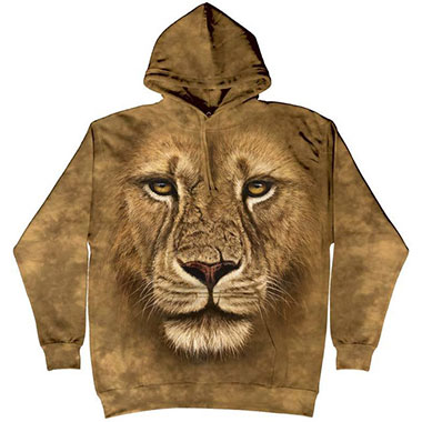 The Mountain - Lion Warrior Hoodie