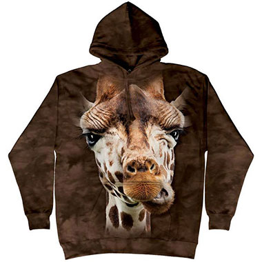 The Mountain - Giraffe Hoodie