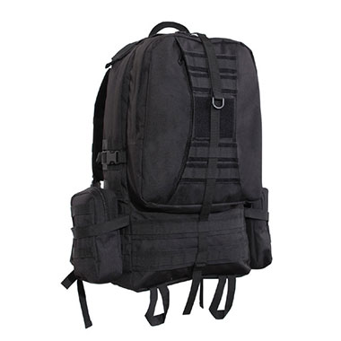 Rothco - Global Assault Pack - Black