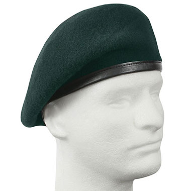 Rothco - G.I. Type Inspection Ready Beret - Green