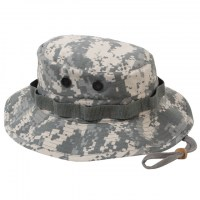 Rothco - Poly-Cotton Rip-Stop Boonie Hat - ACU Digital Camo