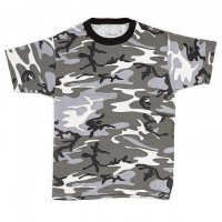 Rothco - T-Shirt - City Camo