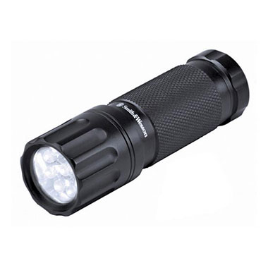Smith and Wesson Galaxy 9 Bulb Led Flashlight