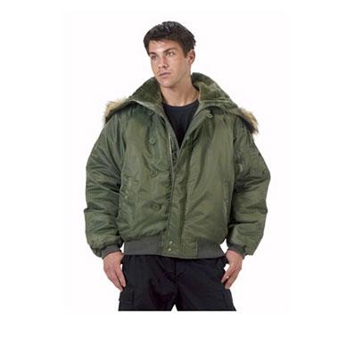 Rothco - Cold Weather N-2B Parka Flight Jacket