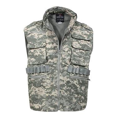Rothco - Army Digital Camo Ranger Vest