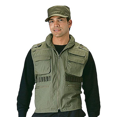 Rothco - Ultra Force Olive Drab Ranger Vest