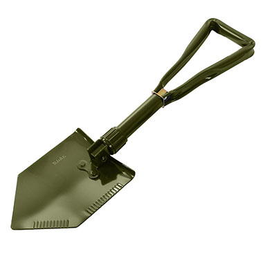 Rothco - Deluxe Tri-Fold Shovel